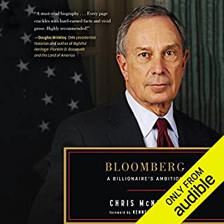 Bloomberg     A Billionaire's Ambition              By:                                                                                                                                 Chris McNickle                               Narrated by:                                                                                                                                 Fajer Al-Kaisi                      Length: 16 hrs and 52 mins     1 rating     Overall 5.0