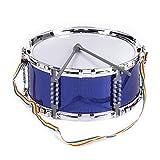 ammoon Jazz Snare Drum Musical Toy Percussion Instrument with Drum Sticks Strap for Children Kids