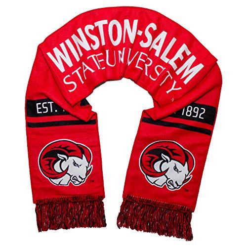 Winston-Salem State University Scarf - WSSU Rams Scarves