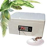 EnweNge Reptile Egg Incubator, Automatic...