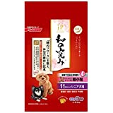 ジェーピースタイル ドッグフード 和の究み 超小粒 11歳以上 シニア犬 2.1kg (300g ×7袋)