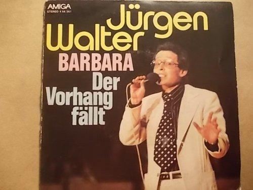 Barbara / Der Vorhang fällt