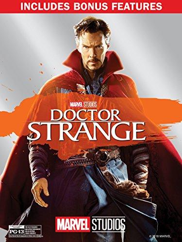 Doctor Strange (2016) (Plus Bonus Features)