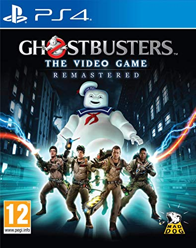 Ghostbusters The Video Game Remastered (PS4) - [AT-PEGI]