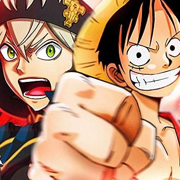 Luffy & Asta Rap. El Próximo Rey