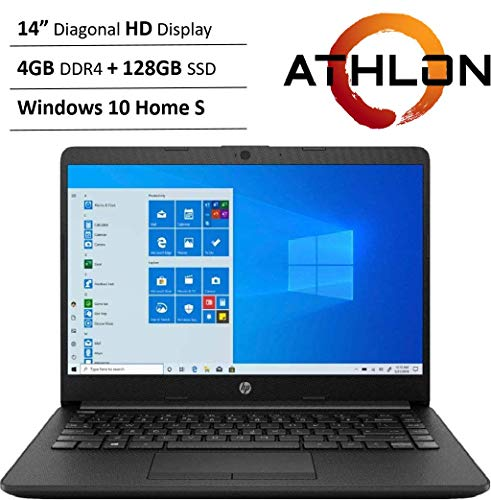 newest-hp-14-hd-wled-backlit-high-performance-business-laptop-amd-athlon-silver-3050u-up-to-3-2ghz-4gb-ddr4-128gb-ssd-wireless-ac-hdmi-bluetooth-webcam-sd-card-reader-windows-10-s
