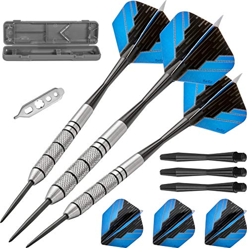 Fat Cat Bulletz Steel Tip Darts