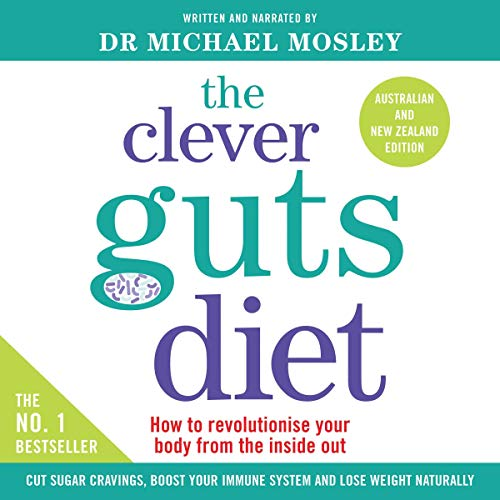 The Clever Guts Diet cover art