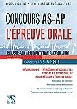 Concours AS-AP l'Epreuve Orale 2019 - Réussir son argumentation face au jury