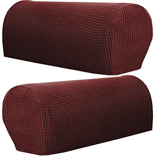 13peas Armlehnenbezüge Armlehnenschoner Schonbezüge Ajustable elástico sofá sillón Schonbezüge para Silla Lehnsessel sofá