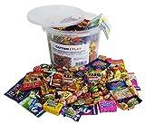 Süßigkeiten – Mix Party Box ohne Schokolade mit 1kg, für Kindergeburtstag mit 6 Kinder, 1er...
