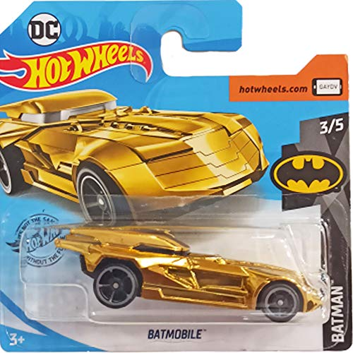 Hot Wheels Batmobile Batman 3/5 2020