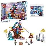 """【メーカー特典あり】レゴ(LEGO) ディズニープリンセス アナと雪の女王2""""マジカル・ツリーハウス""""+エルサと女王のイス ミニセット 付き"""