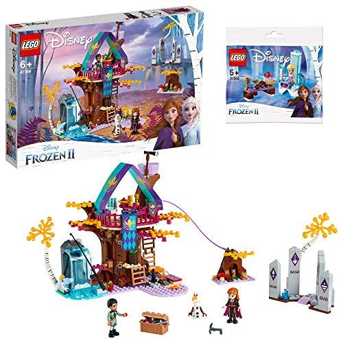 """【メーカー特典あり】レゴ(LEGO) ディズニープリンセス アナと雪の女王2""""マジカル・ツリーハウス"""