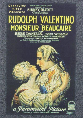 Monsieur Beaucaire (1924) [Edizione: Stati Uniti]