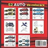 Zoom IMG-1 colorare 52 macchine libro di