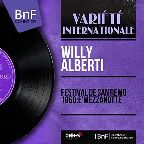 Willy Alberti feat. Jack Bulterman e la sua orchestra