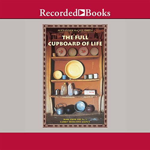 The Full Cupboard of Life audiobook cover art