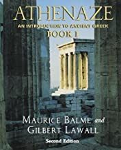 Athenaze: An Introduction to Ancient Greek Book I by Balme, Maurice, Lawall, Gilbert (2003) Paperback