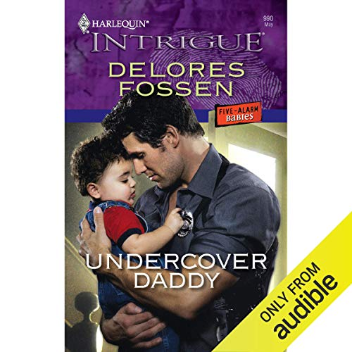 Undercover Daddy audiobook cover art