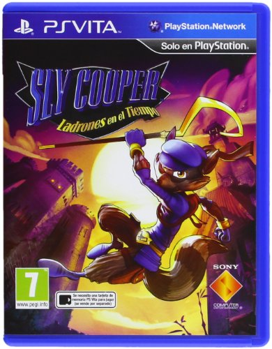 Sony Sly Cooper: Thieves in Time, PS Vita