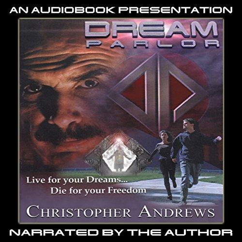 Dream Parlor audiobook cover art