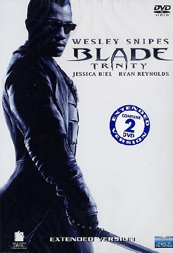 Blade Trinity (Extended Version) (2 Dvd) [Italia]
