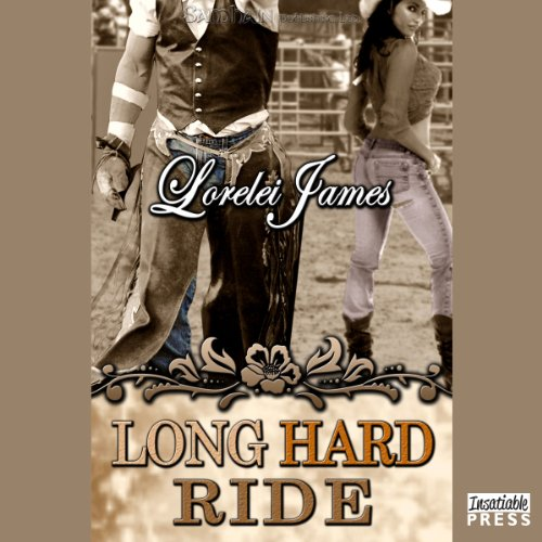 Long Hard Ride audiobook cover art