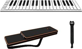 CME Xkey 37 USB MIDI Controller with CME Solar Xkey37 Carrying Case