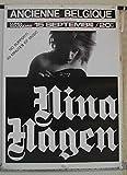 Hagen Nina–70x 98cm zeigt/Poster