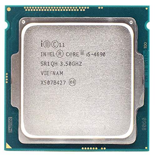 Xglai Usado INT/EL Core i5 4690 Procesador CPU 3.50GHz SOC/KET 1150 Quad Core Desktop SR1QH