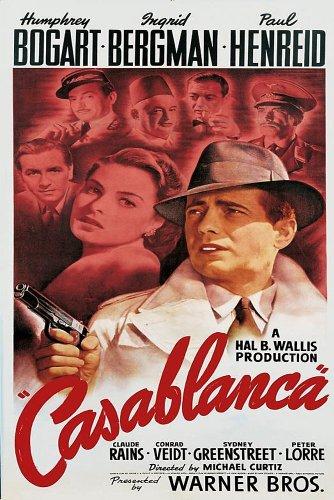 Close Up Póster Casablanca (67,5cm x 100cm)