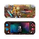Hyrule Warriors: Age of Calamity Game Skin for Nintendo Switch Lite Console