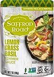 Saffron Road Lemongrass Basil Simmer Sauce, 7 oz