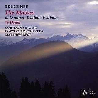 Bruckner: Three Masses, Te Deum by Corydon Singers (1996-12-17)