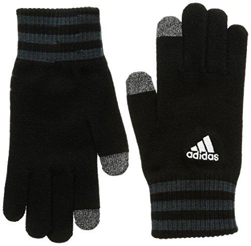 adidas Herren Tiro Handschuhe, Black/Dark Grey, M