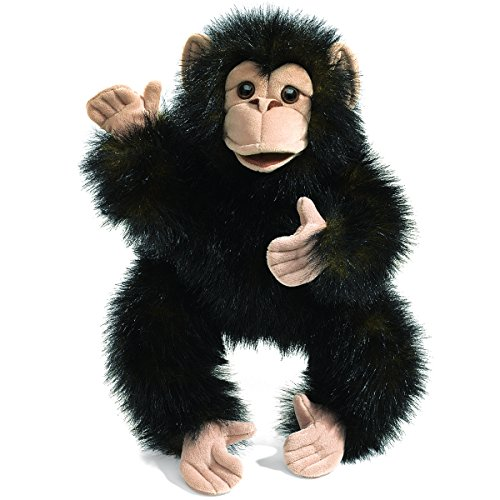 Folkmanis Puppets 2877 - Baby Schimpanse