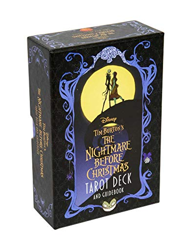 The Nightmare Before Christmas Tarot Deck and...