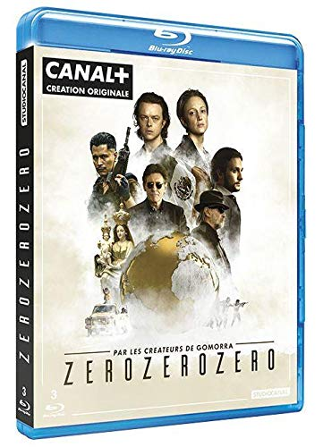 ZeroZeroZero - Saison 1 [Francia] [Blu-ray]