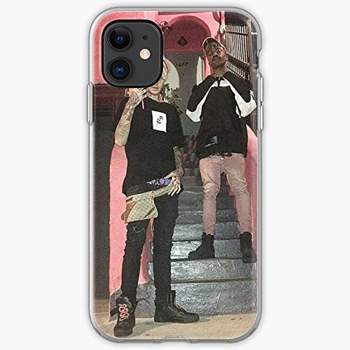 Peep Music Lil Witchblades Tracy Rapper Pink Rap USA | Phone Case for iPhone 11, iPhone 11 Pro, iPhone XR, iPhone 7/8 / SE 2020