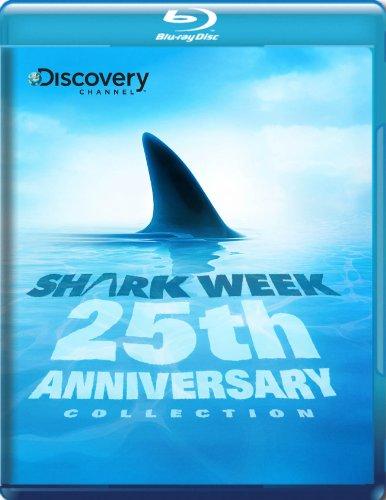 Shark Week: 25th Anniversary [Blu-ray]