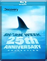 Shark Week: 25th Anniversary Collection [Blu-ray] [Import]
