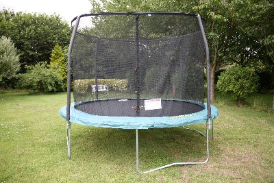 JumpKing Combo trampoline, 3 m