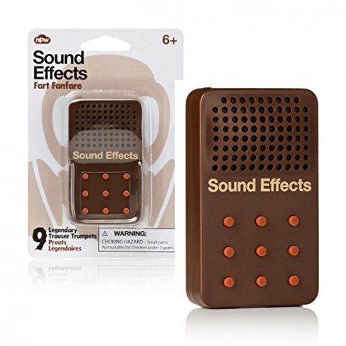 Furz Sound Machine - Furzen Soundmachine Furz Fanfare Sound Maschine Film Soundmaschine - 9 Soundeffekte