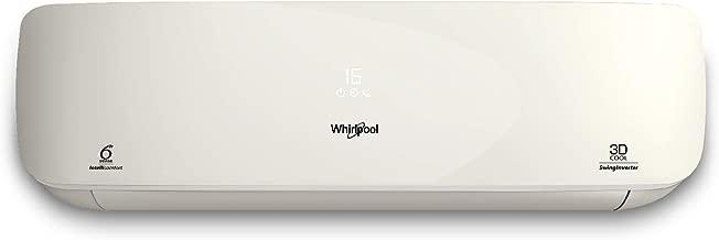 Whirlpool 1.5 Ton 3 Star Inverter Split AC (Copper, 1.5T 3DCOOL SWING PRO 3S COPR INVERTER, White)
