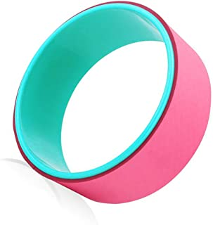 Pilates Circle Roller Ring Body-shaping Stretch Exercise Yoga Wheel Fitness Workout Back Bend Balance Training Tool