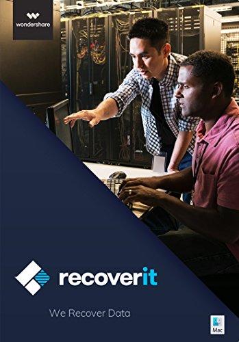 RecoverIt PRO- Datenrettung MAC (Product Keycard ohne Datenträger)