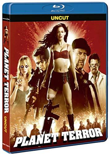 Planet Terror - Limited Uncut - Blu-ray