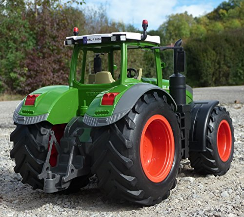 RC Auto kaufen Traktor Bild 2: WIM-Modellbau RC Traktor FENDT 1050 Anhänger in XL Länge 74cm Ferngesteuert*