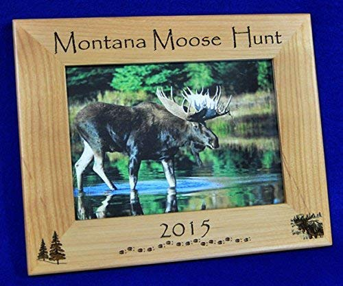 Moose Hunting ~ Ranking TOP20 Frame Gift Selling Picture
